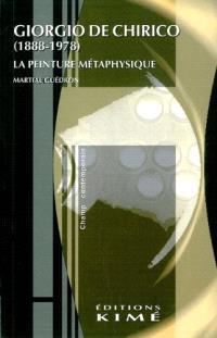 Giorgio de Chirico (1888-1978) : la peinture métaphysique