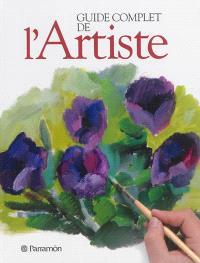 Guide complet de l'artiste