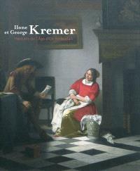 Ilone et George Kremer : héritiers de l'âge d'or hollandais : exposition, Paris, Pinacothèque, 27 octobre 2011-25 mars 2012