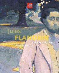 Jules Flandrin : examen sensible, oeuvres de 1889 à 1914 : exposition, Musée de l'ancien évêché de Grenoble, du 29 novembre 2008 au 20 avril 2009