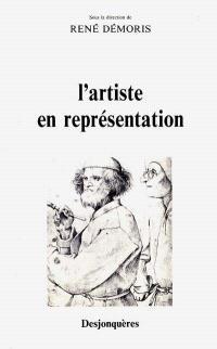 L'Artiste en représentation