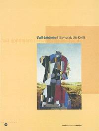 L'oeil éphémère : oeuvres de Jiri Kolar : expositions, Musée des Beaux-Arts de Dijon, 28 juin-30 sept. 2002