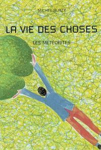 La vie des choses : Michel Blazy, les météorites : eau, feutre à l'eau, eau de javel : exposition, ARC, Musée d'art moderne de la ville de Paris, 4 octobre-23 novembre 1997