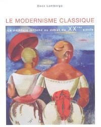 Le modernisme classique : la peinture lettone au début du XXe siècle