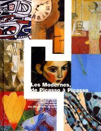 Les modernes de Picasso à Picasso : catalogue des peintures du XXe siècle, Musée des beaux-arts de Lyon