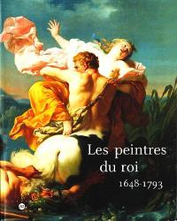 Les peintres du roi, 1648-1793 : exposition, Tours, Musée des beaux-arts, 17 mars-18 juin 2000 ; Toulouse, Musée des Augustins, 30 juin-30 sept. 2000