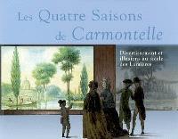 Les Quatre saisons de Carmontelle, divertissement et illusions au siècle des Lumières : exposition, Sceaux, Musée d'Ile-de-France, 17 avril-18 août 2008