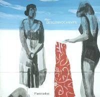 Marc Desgrandchamps : exposition, Les Sables-d'Olonne, Musée de l'abbaye Sainte-Croix, 19 juin-19 sept. 2004 ; Saint-Gaudens, Centre d'art contemporain, 25 juin-17 oct. 2004...