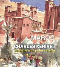 Maroc : itinéraire d'un peintre breton
