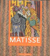 Matisse et la couleur des tissus : exposition, Le Cateau-Cambrésis, Musée Matisse, 23 oct. 2004-25 janv. 2005, Londres, Royal Academy of arts, 5 mars-30 mai 2005, New-York, Metropolitan museum of art, 23 juin-25 sept. 2005