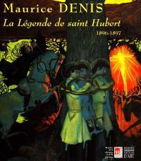 Maurice Denis : La légende de saint Hubert, 1896-1897