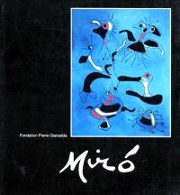 Miro : exposition, 6 juin-11 nov. 1997