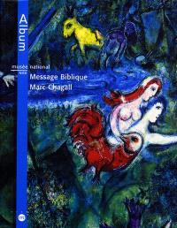 Musée national Message biblique Marc Chagall, Nice