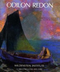 Odilon Redon, catalogue raisonné de l'oeuvre peint et dessiné. Volume 3, Fleurs et paysages