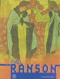 Paul Ranson, 1861-1909