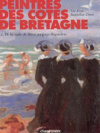 Peintres des côtes de Bretagne. Volume 3, De la rade de Brest au pays Bigouden
