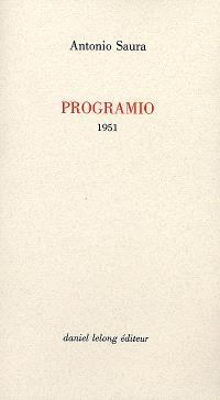 Programio : 1951
