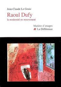 Raoul Dufy : la modernité en mouvement