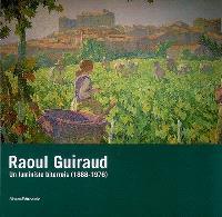 Raoul Guiraud, un luministe biterrois (1888-1976) : exposition, Béziers, Musée des beaux-arts, 14 mars-1er juin 2008