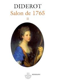 Salons. Volume 2, Salon de 1765