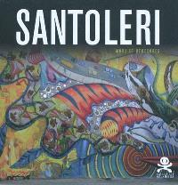 Santoleri : murs et démesures