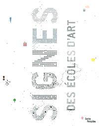 Signes des écoles d'art : exposition, Paris, Centre Georges Pompidou, Foyer, 25 juin-22 septembre 2003