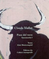 Tauromachie. Volume 1, Paso del toro