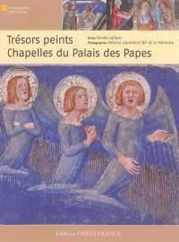 Trésors peints, chapelles du Palais des papes