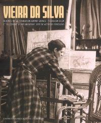 Vieira da Silva : oeuvres de la Fondation Arpad Szenes-Vieira da Silva et du centre d'art moderne José de Azeredo Perdigão