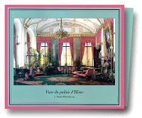 Vues du Palais d'Hiver à Saint-Petersbourg