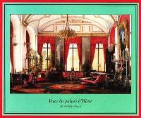 Vues du palais d'hiver à Saint-Pétersbourg