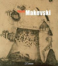Yaarit Makovski : oeuvres sur papier