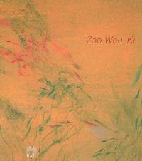 Zao Wou-Ki : peintures, oeuvres sur papier, céramiques, 1947-2007 : exposition, Château-musée de Nemours, 6 oct.-6 janv. 2008
