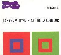 Art de la couleur : approche subjective et description objective de l'art