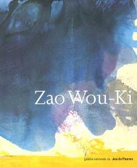 Zao Wou-ki : exposition, Paris, Galerie nationale du Jeu de paume, 14 oct.-7 déc. 2003