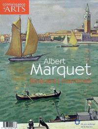 Albert Marquet : itinéraires maritimes