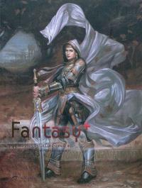 Fantasy +. Volume 3, Les plus belles oeuvres d'art du monde peintes à la main