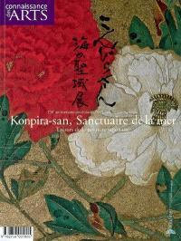 Konpira-san, sanctuaire de la mer : trésors de la peinture japonaise