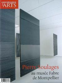Pierre Soulages au musée Fabre de Montpellier