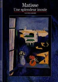 Matisse, une splendeur inouie