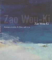 Zao Wou-ki : peintures et encres de Chine, 1948-2005