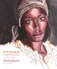 Africaines : calendrier 2012