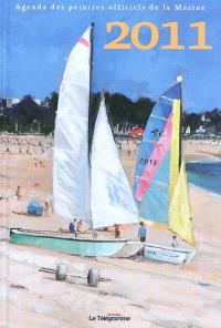 Agenda des peintres officiels de la Marine 2011