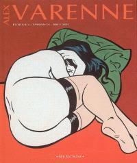 Alex Varenne : peintures-paintings, 2000-2004