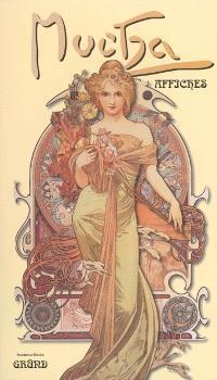 Alphonse Mucha : affiches