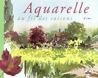 Aquarelle au fil des saisons