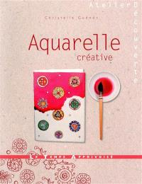 Aquarelle créative