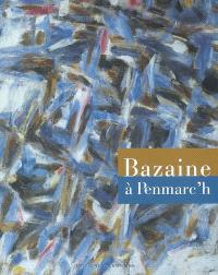Bazaine à Penmarc'h