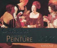 Calendrier 2011 des chefs-d'oeuvre de la peinture : 52 magnifiques tableaux pour vivre l'année 2011 sous le signe de l'art