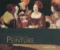 Calendrier 2012 des chefs-d'oeuvre de la peinture : 52 magnifiques tableaux pour vivre l'année 2012 sous le signe de l'art